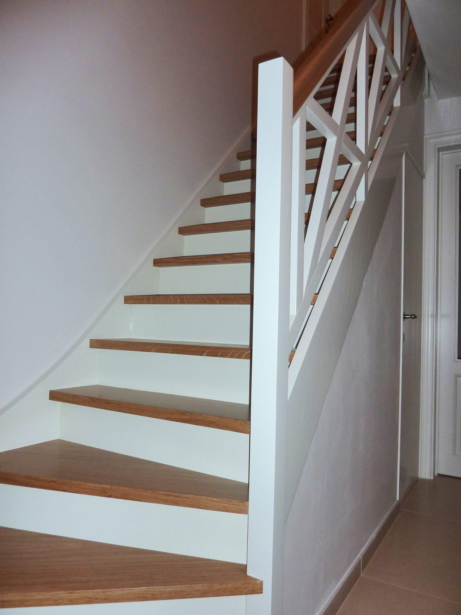 Stijlen trappenmaker johan proot brugge for Goedkope trappenmaker